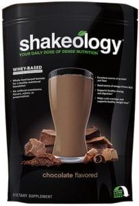 shakeology chocolate flavor