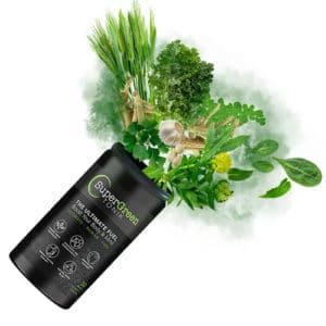 supergreen tonik ingredients