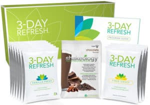 3 day refresh kit