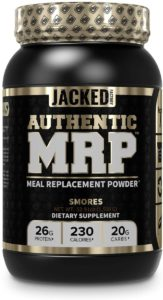 Authentic MRP Meal Replacement Powder (Smores)
