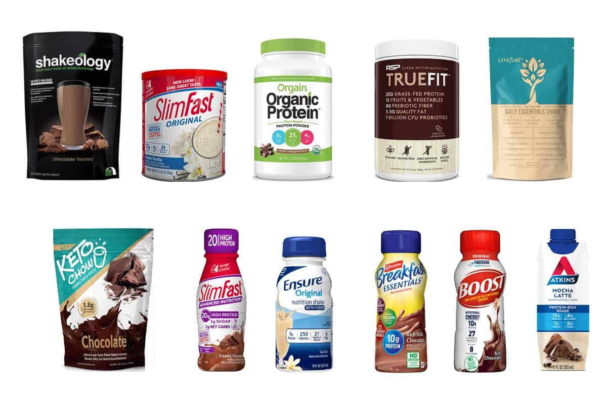 Best Meal Replacement Shakes for Runners