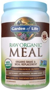 Garden of Life Meal Replacement (Chocolate)