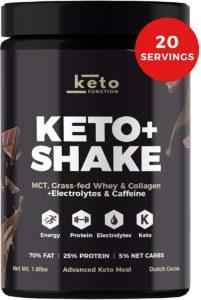 Keto Function Dutch Chocolate Keto Shake Here