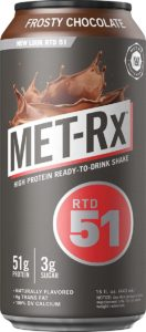 MET-Rx RTD 51 Protein Shake (Frosty Chocolate)