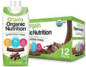 Orgain Organic Nutritional Shake