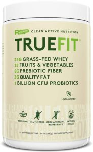 RSP TrueFit Meal Replacement Protein Shake