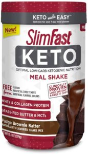 Slimfast Keto Meal Replacement Powder
