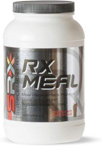 SupplementRx (SRX) Rx Meal Chocolate Milkshake
