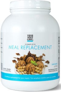 Yes You Can! Complete Meal Replacement