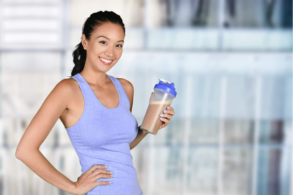 can protein shakes be used as meal replacements
