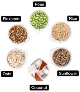 huel ingredients