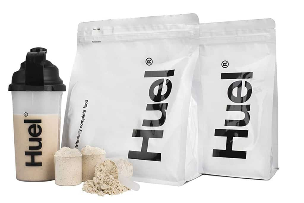 is huel a meal replacement shake