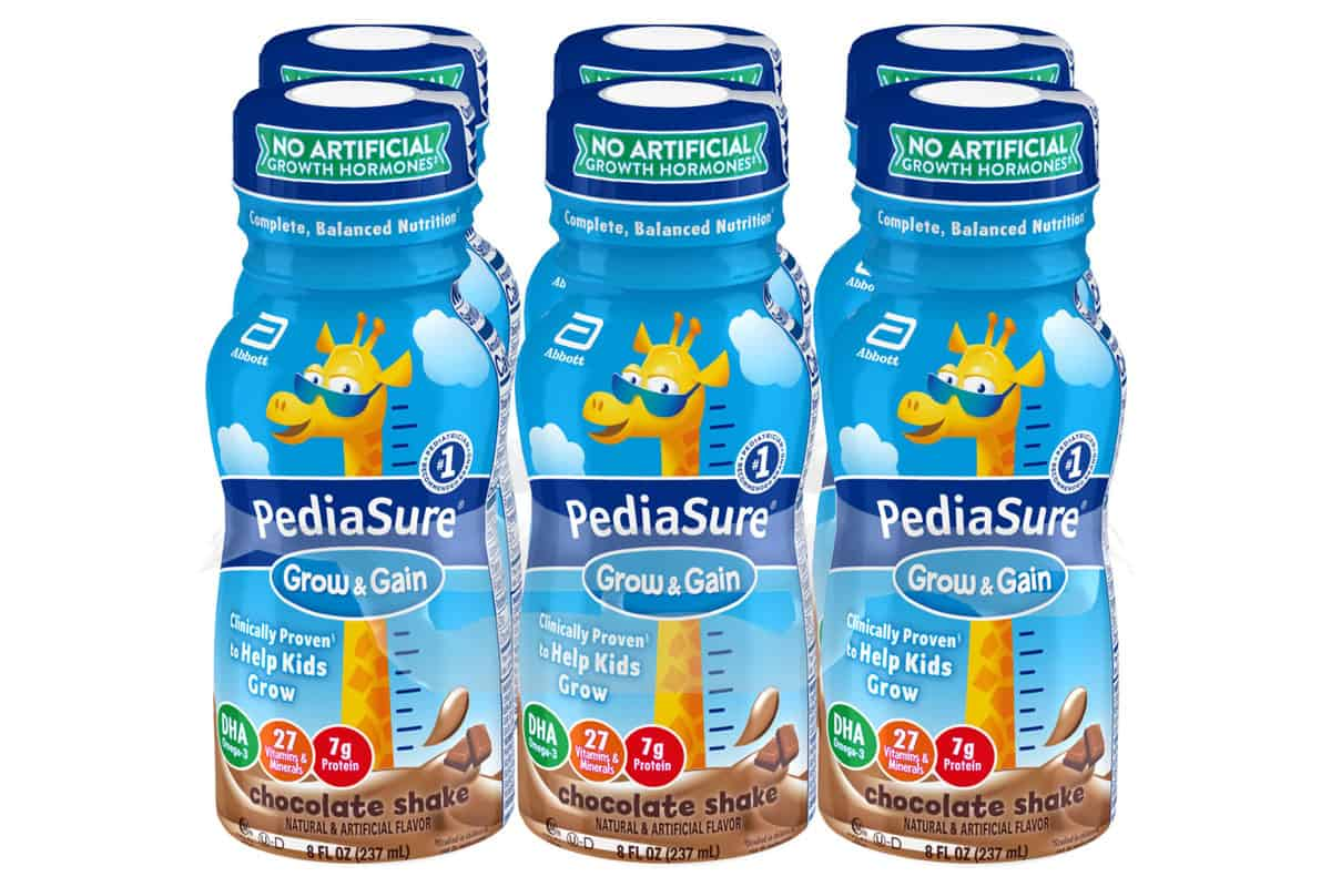 is pediasure a meal replacement