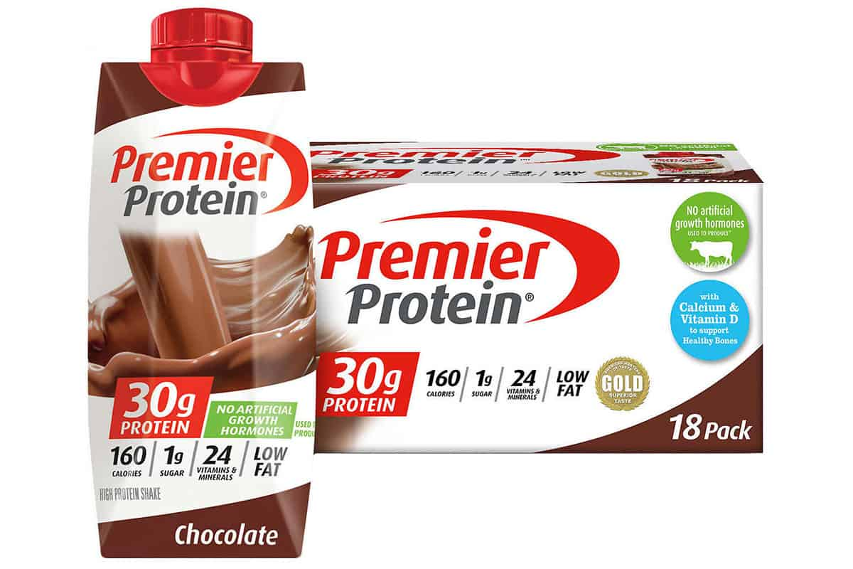 is premier protein a meal replacement