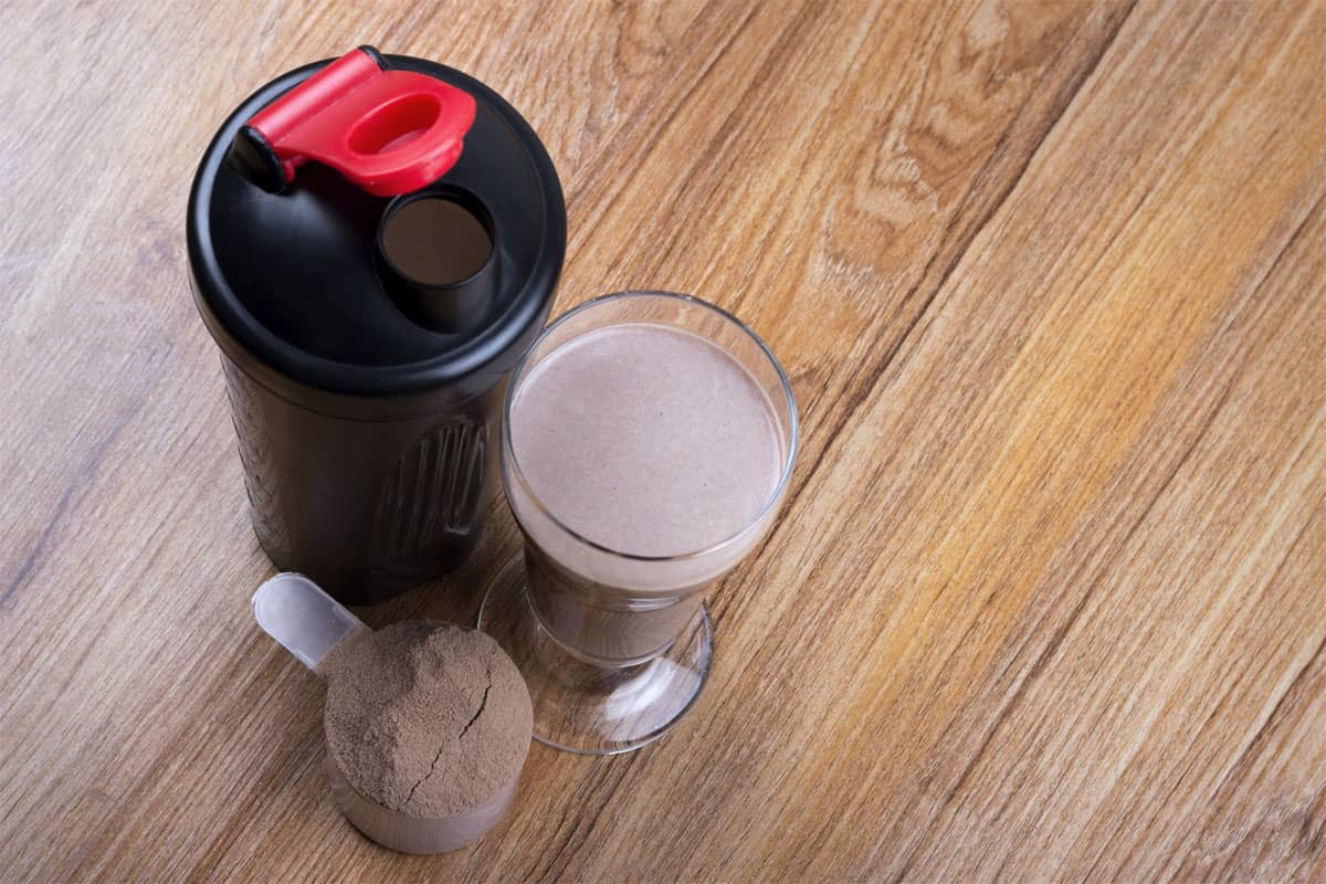is whey protein a meal replacement