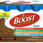 Is BOOST a Replacement Meal Shake?