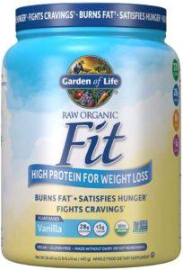 Garden of Life Raw Organic Fit Powder