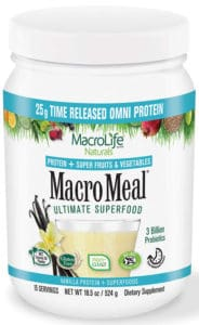 MacroMeal The Ultimate Superfood Meal