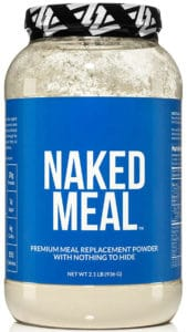 Naked Meal Healthy Meal Replacement