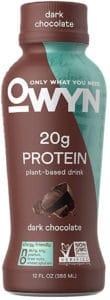 OWYN - 100% Vegan Plant-Based Protein Shakes