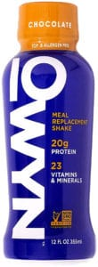 OWYN Vegan Meal Replacement Shakes