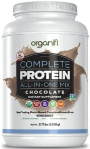 Organifi Complete Protein All In One Mix