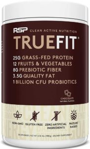 RSP TrueFit Grass Fed Lean Meal Replacement Shake