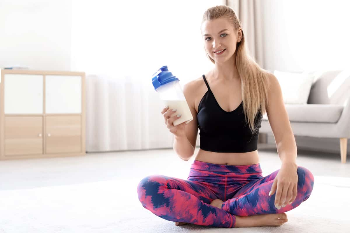 Can I Lose Weight by Only Drinking Protein Shakes