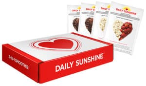 Daily Sunshine Sampler Box