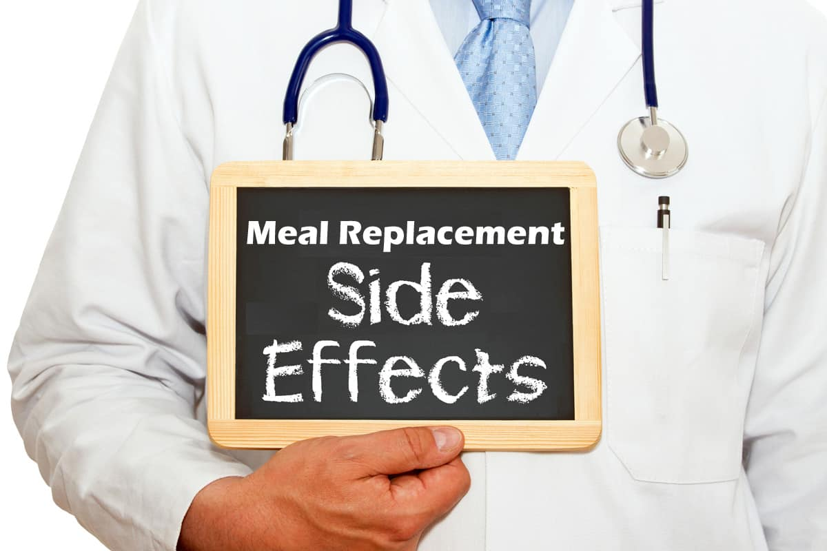 Side Effects of Meal Replacement Shakes