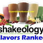 The BEST TASTING Shakeology Flavors Ranked | Reviews