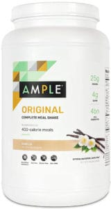Ample Vanilla Canister