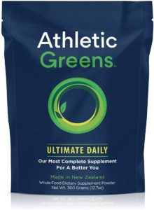 Athletic Greens Ultimately Daily bag