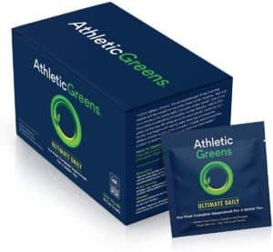 Athletic Greens Ultimately Daily packets
