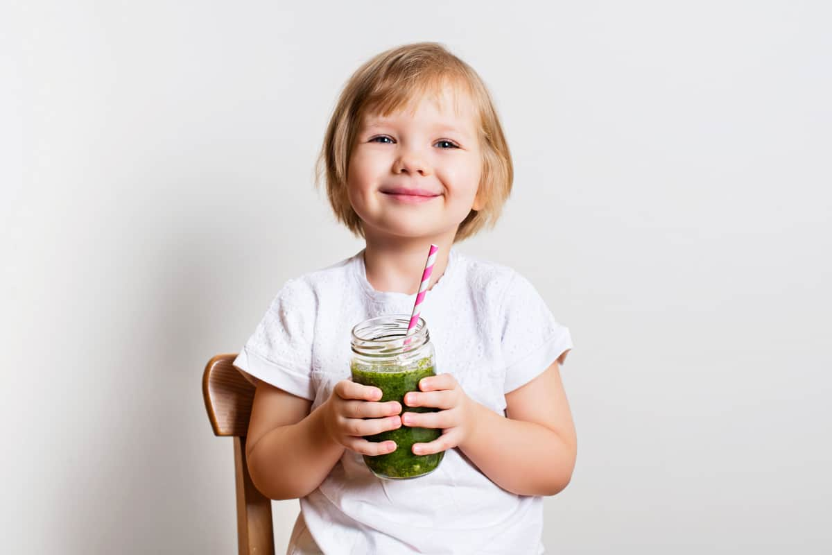 Best Greens Powder for Toddlers