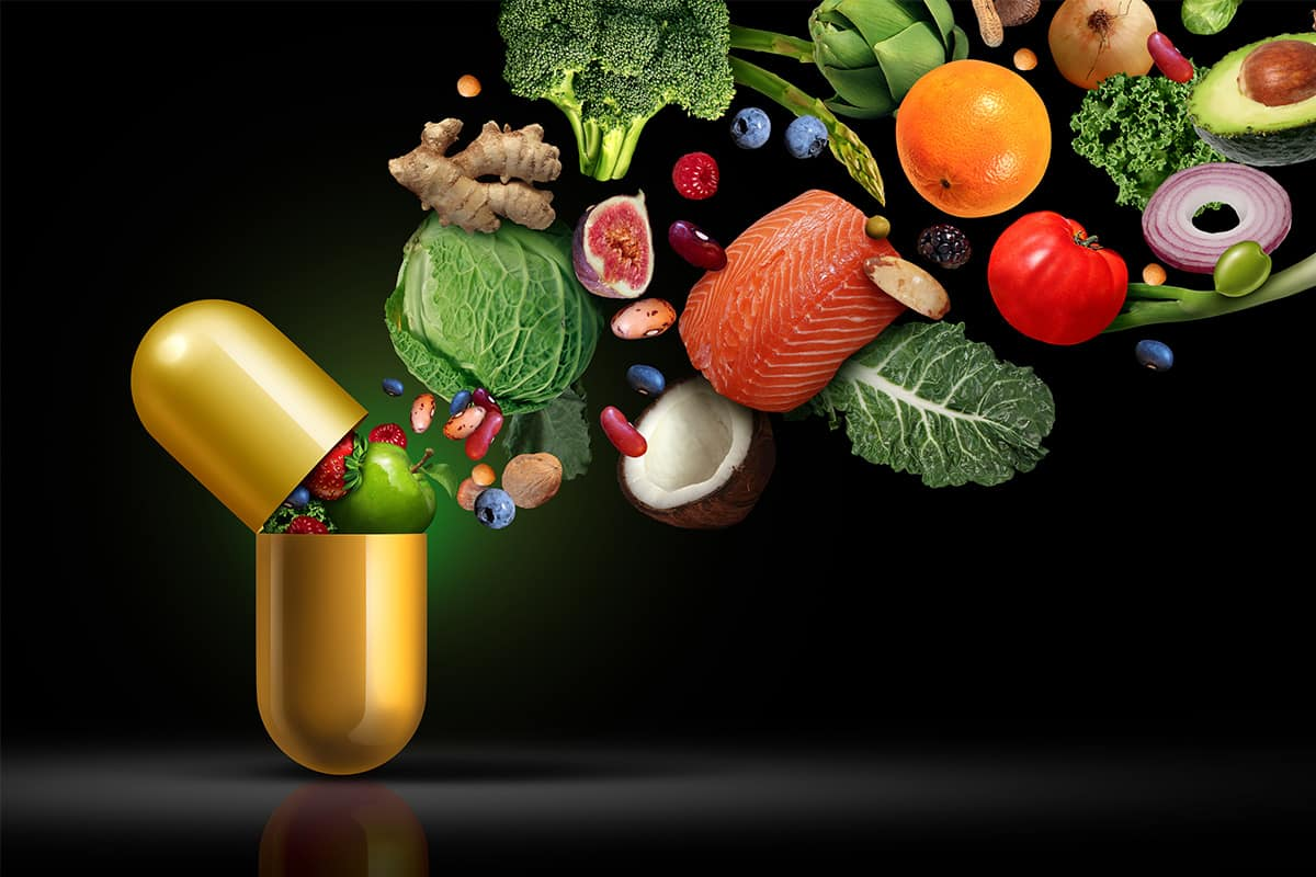 Do Fruit and Vegetable Supplements Work