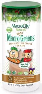 Macro Coco Greens - For Kids