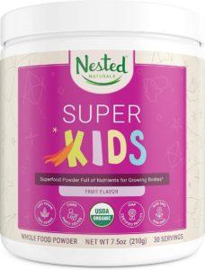 Nested Naturals Super Kids