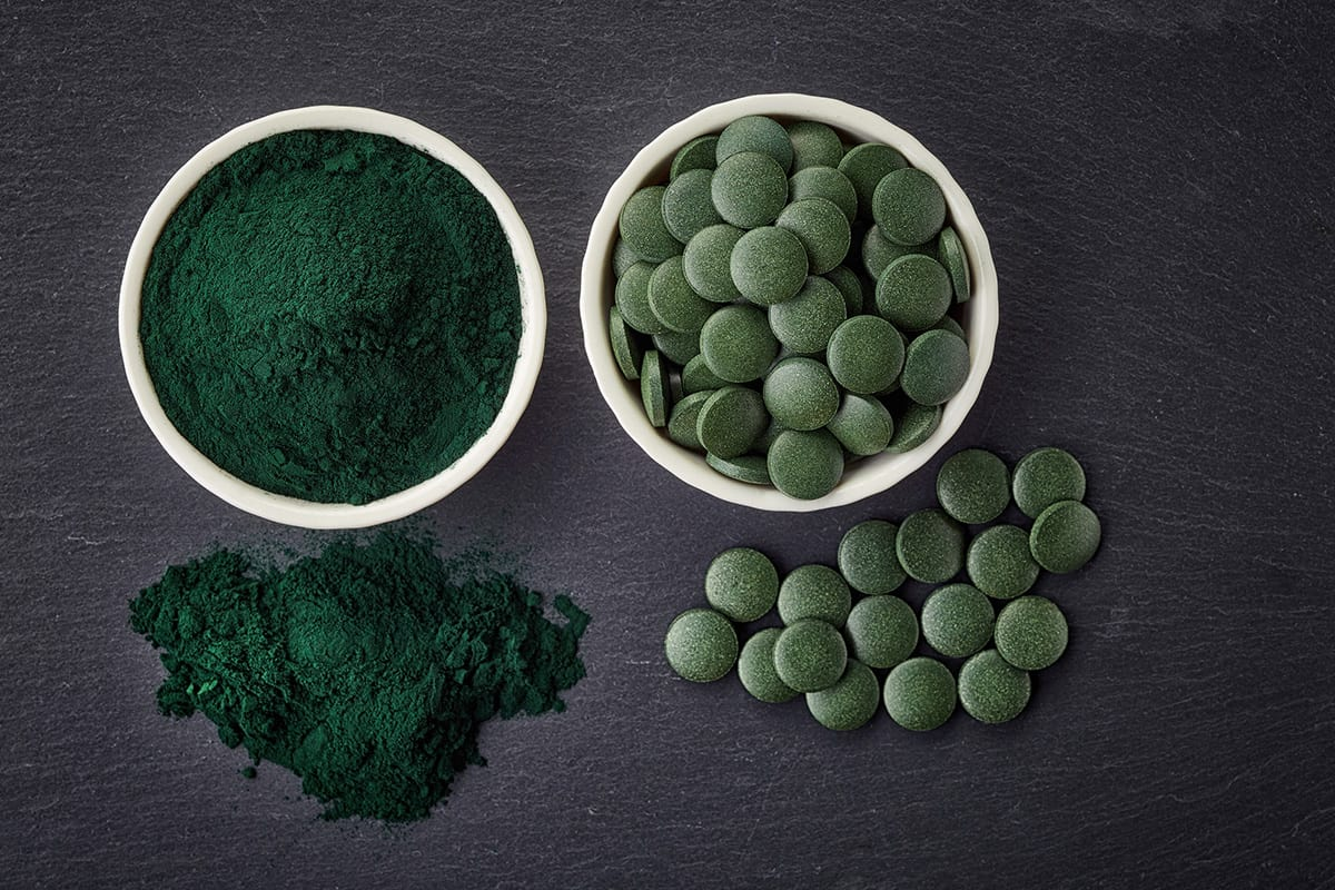 Super Greens Powder vs Capsules