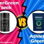 SuperGreen Tonik vs. Athletic Greens - BEST Super Greens