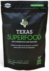 Texas Superfood 30 Day Bag