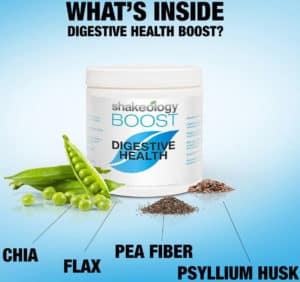 Shakeology Boost Digestive Health