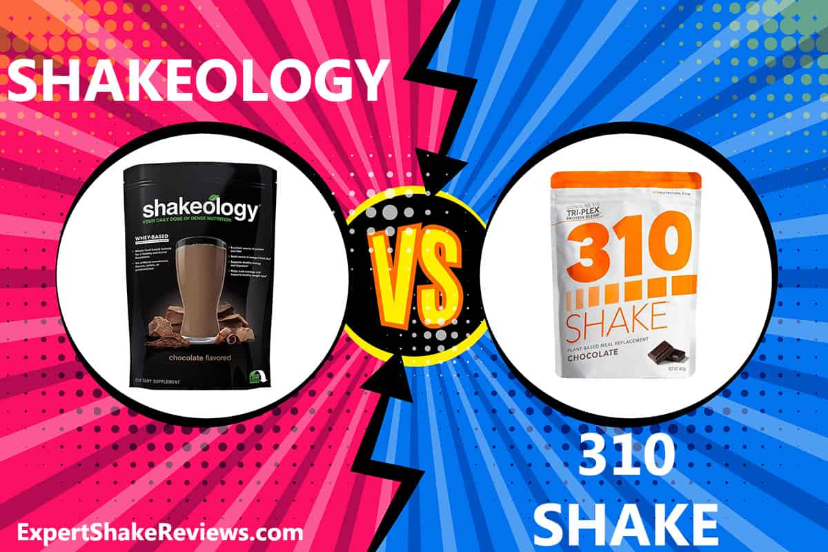 Which Is Better Shakeology or 310 Shake