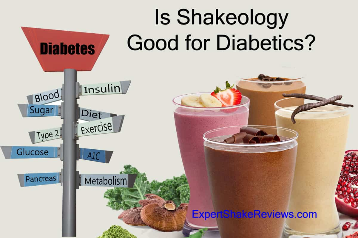 Is Shakeology Good for Diabetics