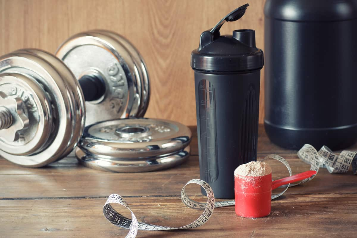 What Happens if You Drink Protein Shakes Without Working Out