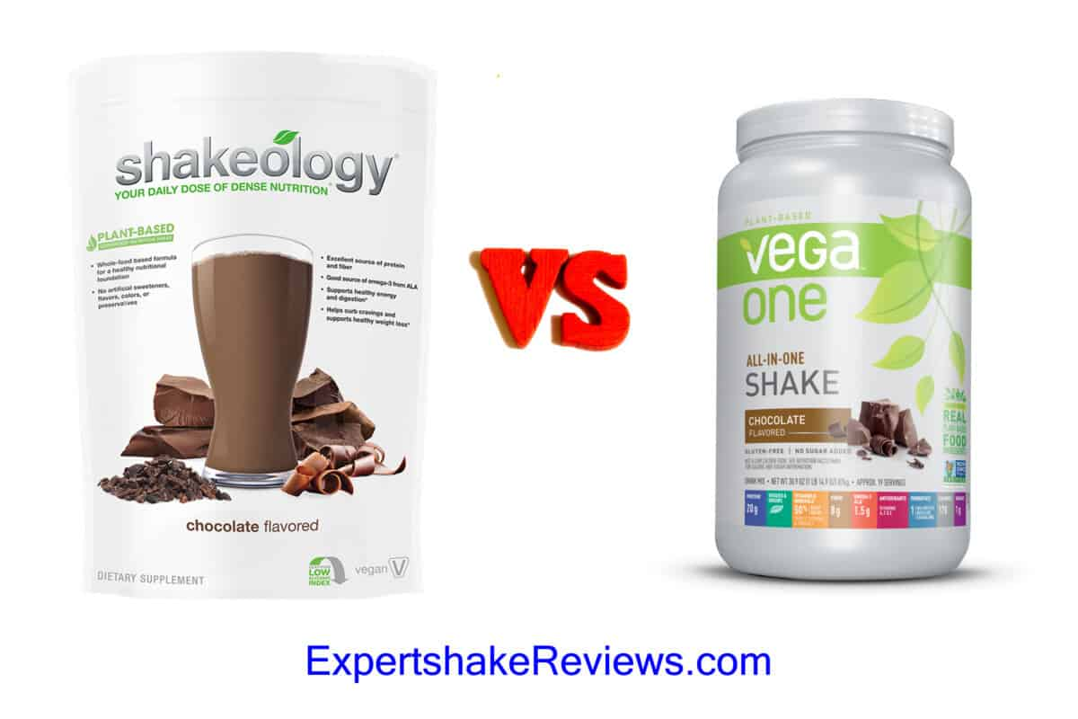 Which Is Better Shakeology or Vega One