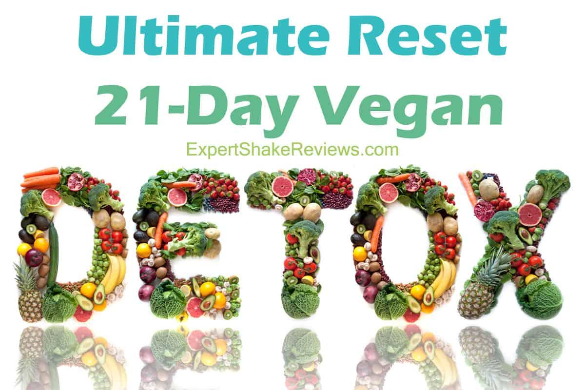 Ultimate Reset 21-Day Vegan Detox