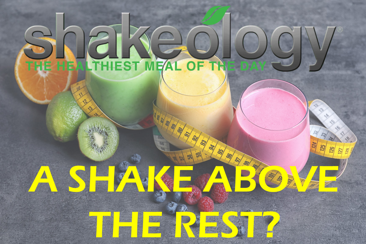Is Shakeology the Best Meal Replacement
