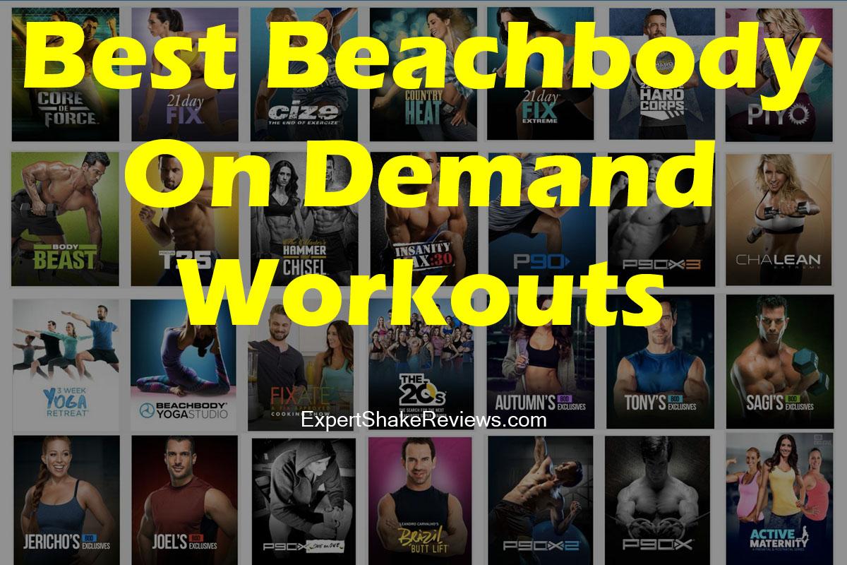 Best Beachbody On Demand Workouts