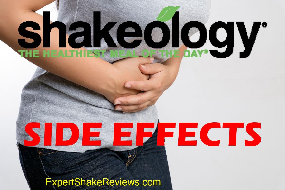 shakeology side effects